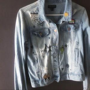 Forever 21+ denim Jacket